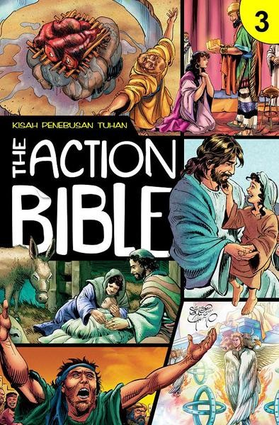 harga The action bible 3 Tokopedia.com