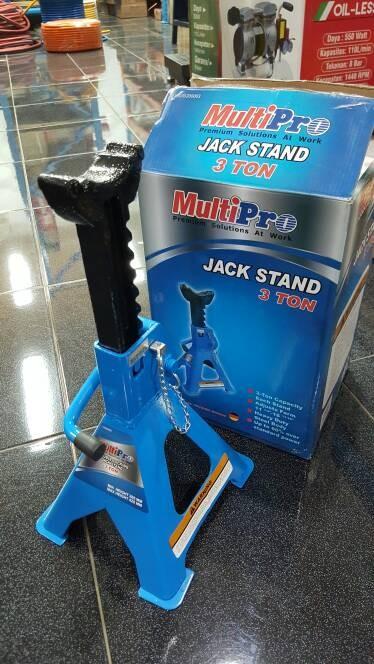 harga Jack stand 3 ton (2pcs) multipro Tokopedia.com