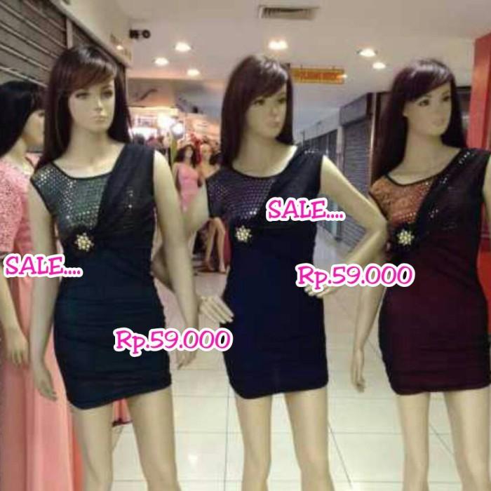 harga Sale mini dress import/sale gaun sexy/sale baju sexy korea Tokopedia.com