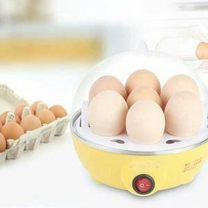 Alat / mesin rebus telur elektrik yellow