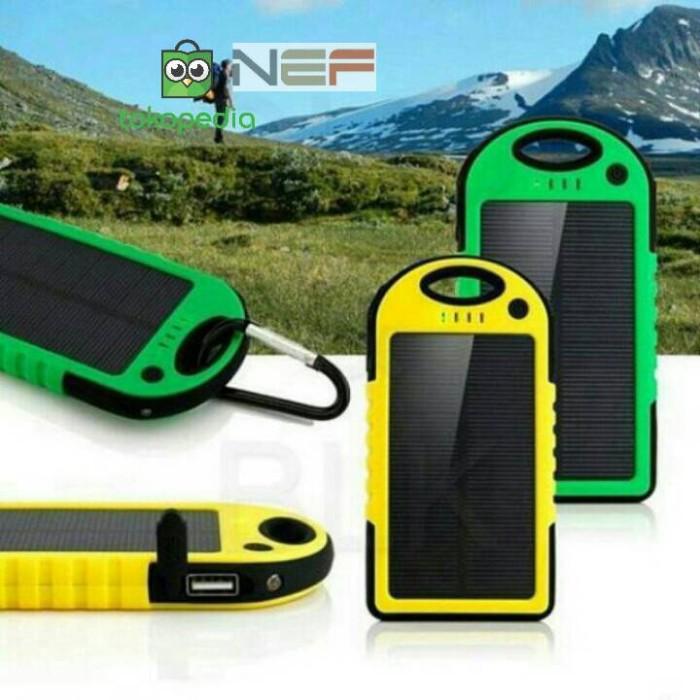 harga Powerbank energi matahari ramah lingkungan Tokopedia.com