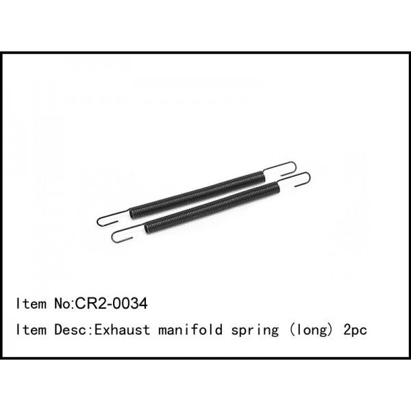 harga Rc car engine/nitro per panjang exhaust manifold spring (long) 2pcs Tokopedia.com