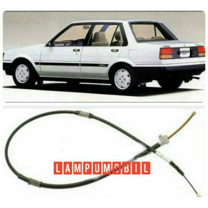 harga Kabel rem tangan toyota corolla gl ae80 1984-1987 Tokopedia.com