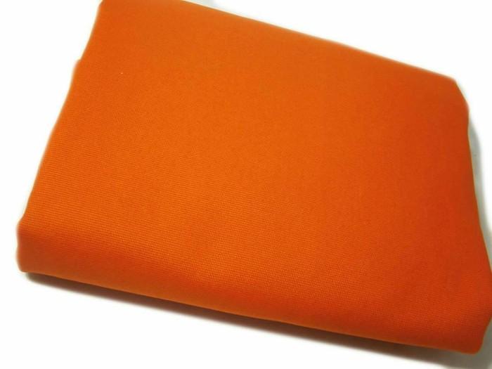 harga Kain kanvas polos orange. lebar kain 1.5m Tokopedia.com