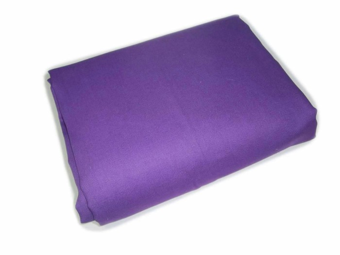 harga Kain kanvas polos ungu. lebar kain 1.5m Tokopedia.com