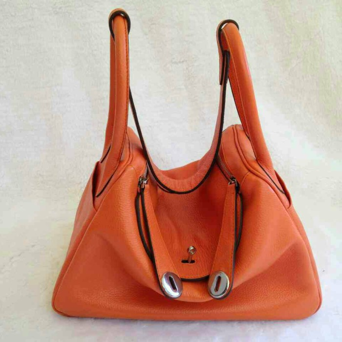 983034d17383 ... purchase victoria lindy orange 34 original hermes lookalike ac1c4 4e4dc