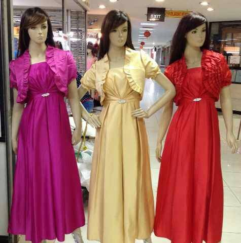 Jual Longdress Dress Pesta Import Gaun Pesta Korea Baju Pesta