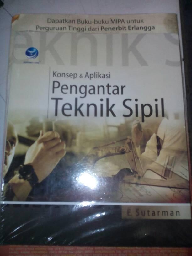 harga Buku pengantar teknik sipil Tokopedia.com