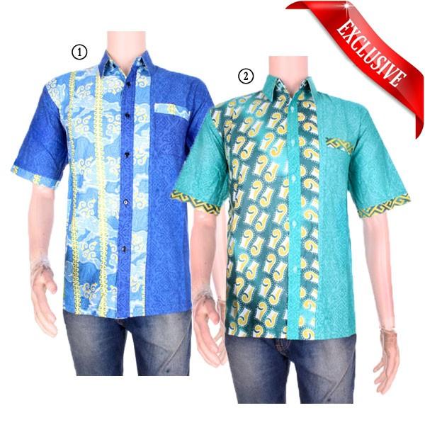 Foto Produk Hem Batik Gonta  Exclusive  Bisa Seragam dari Jogja Batik