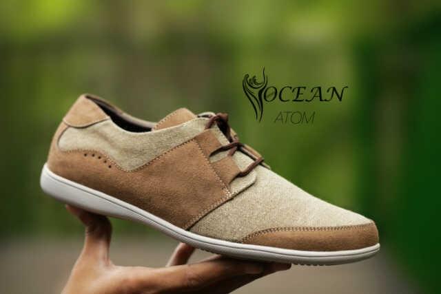 Foto Produk sepatu casual pria / sepatu santai / Ocean atom dari hana shoes