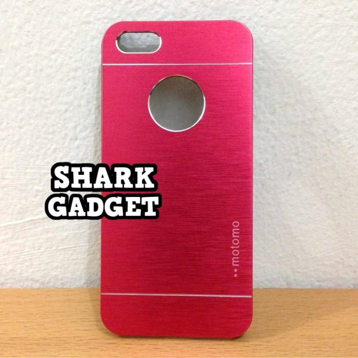 size 40 204aa 0e3ad Jual MOTOMO Ino Metal Iphone 5/5s (Hard case, Metal case, Casing) - Jakarta  Barat - Shark Gadget | Tokopedia