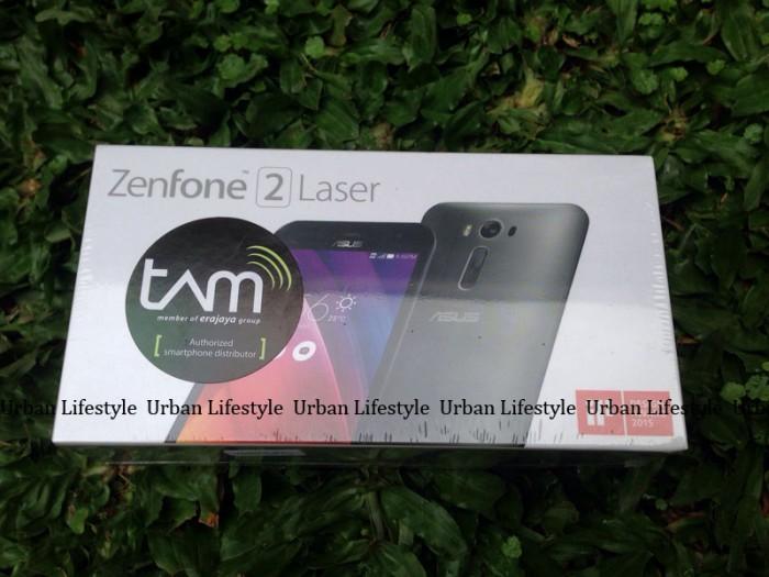 harga Asus zenfone 2 laser ze500kl 16g/2g ram dual sim 4g lte garansi tam Tokopedia.com
