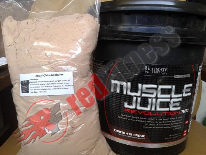 Ultimate Nutrition Muscle Juice Revolution Eceran 2 lbs