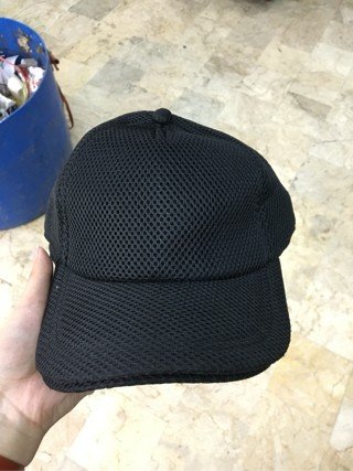 Topi jaring hitam polos harga Topi jaring hitam polos Tokopedia.com. Rp.  20000 a95e2e4737