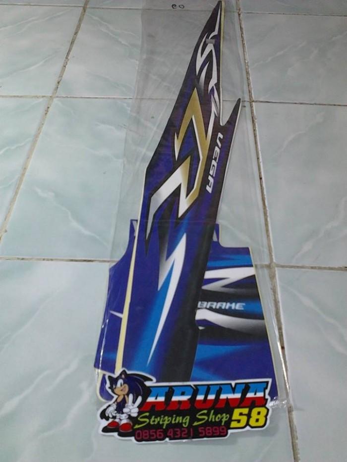 Jual Striping Sticker Lis Motor Vega Zr 2009 Cek Harga Di Pricearea Com