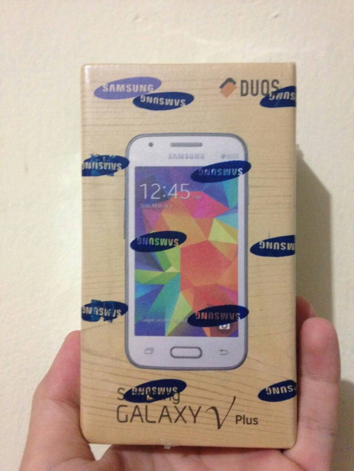 Jual Hp Samsung Galaxy V Plus Duos Louid8899 Tokopedia