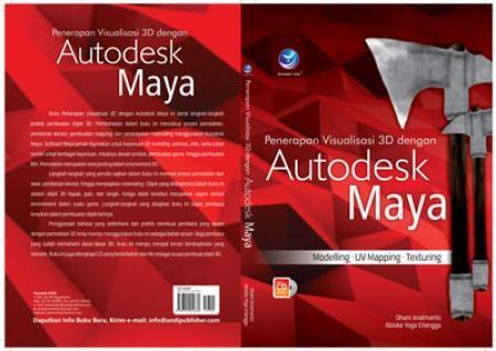 harga Penerapan visualisasi 3d dg autodesk maya modelling- uv mapping Tokopedia.com