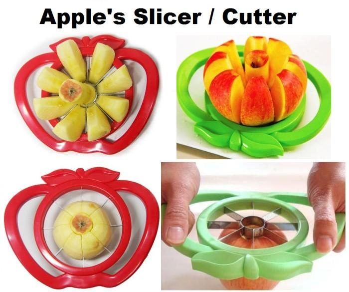 Foto Produk Apple Slicer Cutter Buah Apel pengupas pisau slice peeler potong fruit dari Asia Best Shop