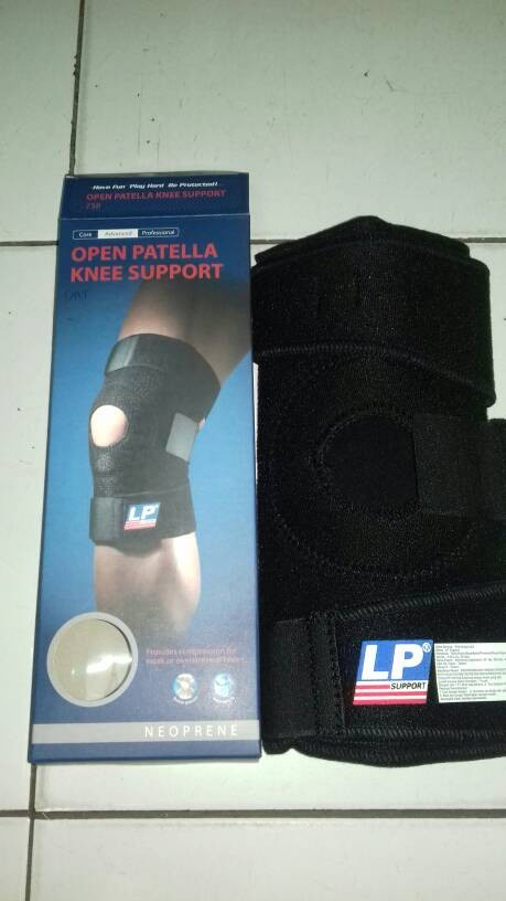 Knee Support/deker Lutut/pen Patela Lp-758