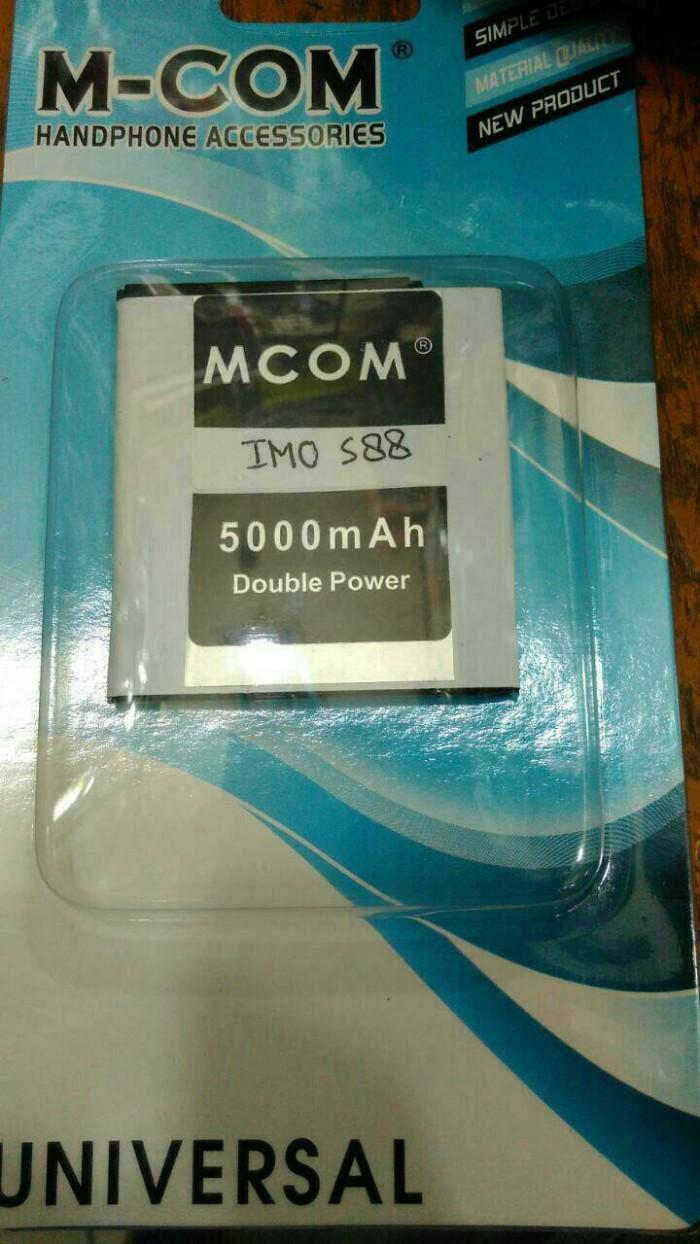 Baterai batre batere battery imo s88 discovery 1 / disko 1 (modif)