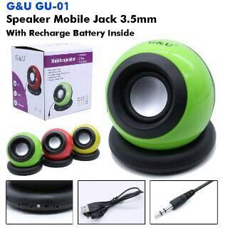 harga Speaker aktif stereo single / portabel Tokopedia.com