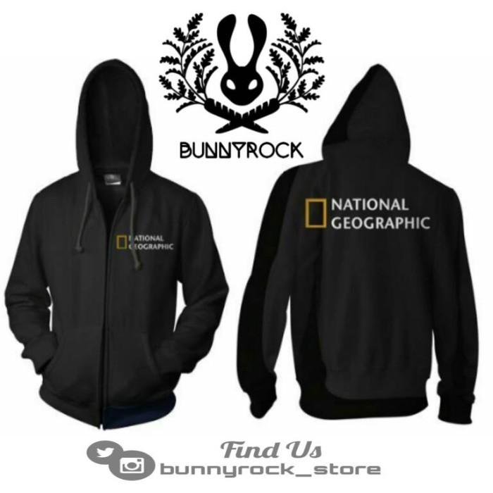 harga Jaket hoodie zipper national geographic Tokopedia.com