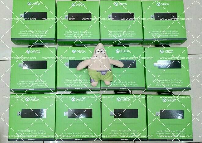 harga Xbox one wireless adapter for windows 10 Tokopedia.com