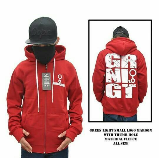 Sweater/Hoodie Greenlight