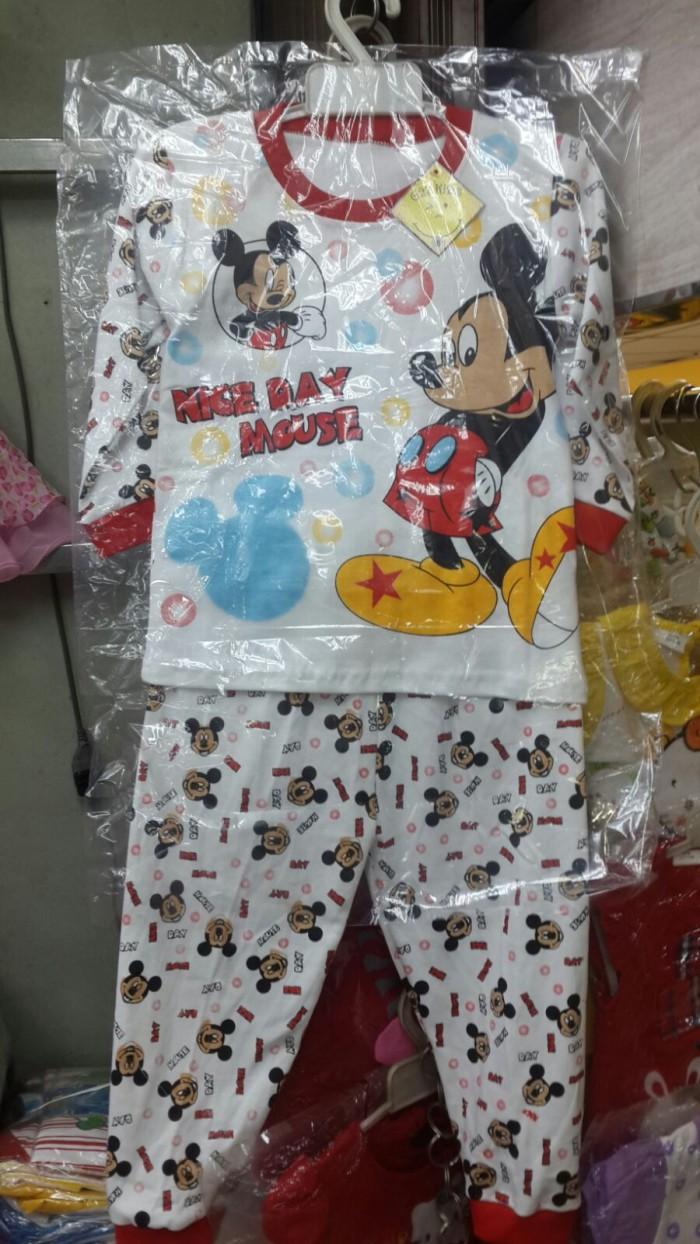 Jual Baju Tidur Anak Laki Piyama Mickey Mouse Online Mikimouse
