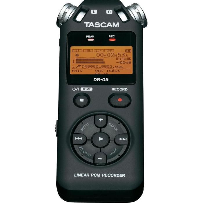 harga Tascam dr-05 portable digital recorder Tokopedia.com