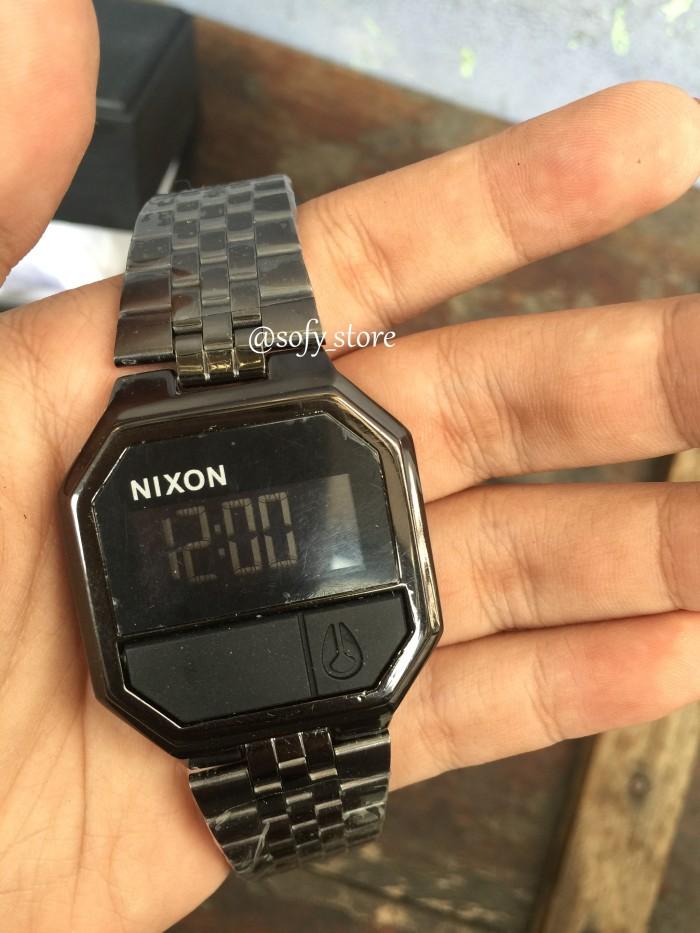 Jual Jam Tangan Nixon Rerun Digital Black   Hitam - Sofy store ... c1877c9faf