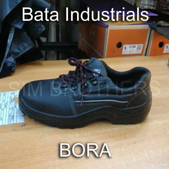 Jual Sepatu Safety Shoes Bata Bora