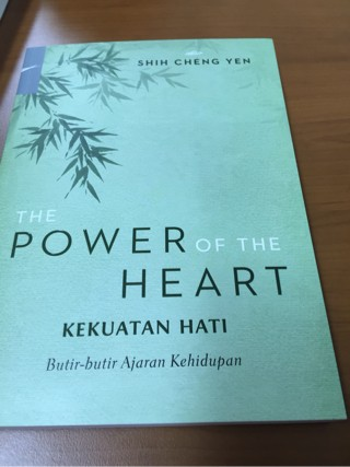 harga Buku master cheng yen   the power of the heart Tokopedia.com