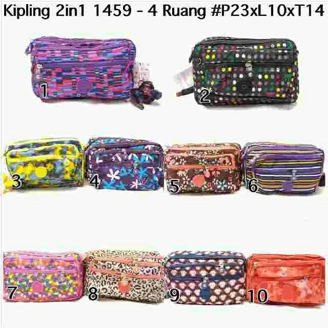 harga Kipling 1459 motif Tokopedia.com
