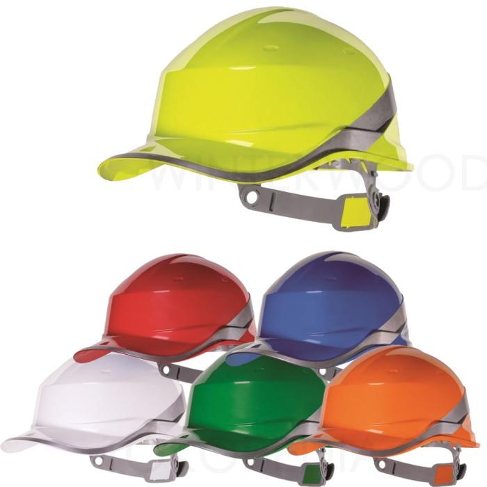 Foto Produk Delta Plus Safety Helmet Diamond V (Baseball Cap Model) dari winter woods