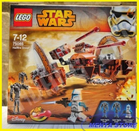 Jual Lego Star Wars 75085 Hailfire Droid Hail Fire Disney Starwars