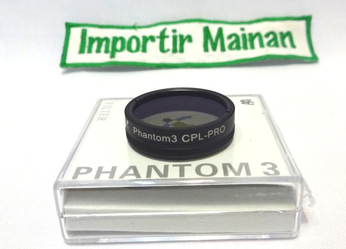 harga Cpl phantom 3 professional/adv|adjustable circular polarizer lens Tokopedia.com