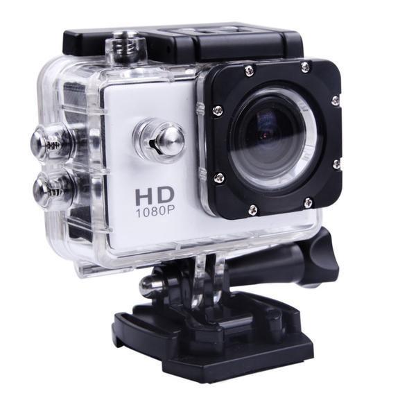 Foto Produk 12MP Mega Pixels Kogan Extreme Kamera Sport Action Camera 1080p HD dari G-Tronik