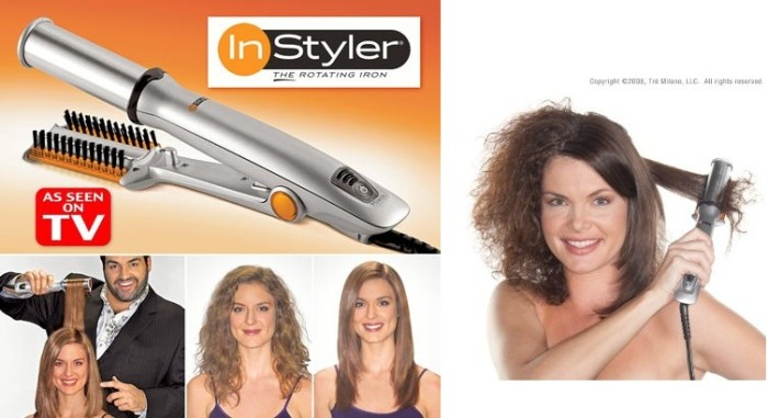 harga Catok instyler 2 in 1 pelurus pengeriting rambut curly hair in styler  Tokopedia.com d286c458fe