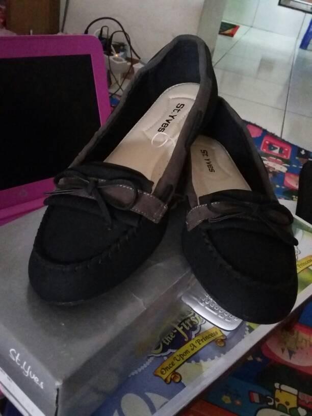 Jual Sepatu St. Yves Flat Shoes Original Matahari Dept. Store - Mira ... 48ea5831ba