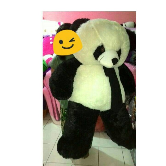 harga Boneka teddy bear syal tinggi 125 cm Tokopedia.com
