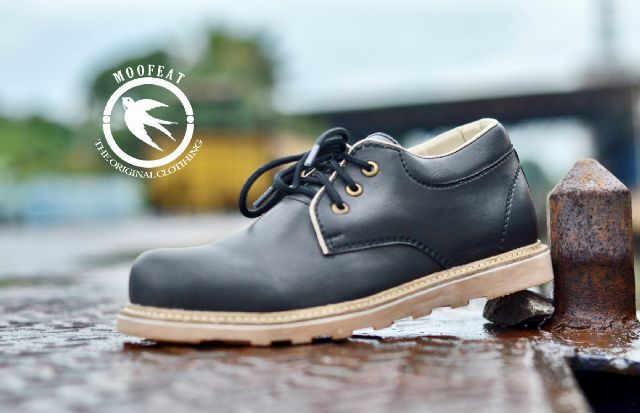 Jual Sepatu Pria Semi Boot Casual Moofeat Original Handmade Bandung Mn 55196bb2dd