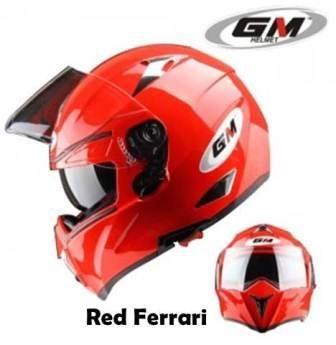 harga Helm gm airbone red merah double visor full face fullface Tokopedia.com