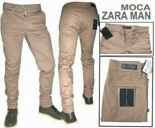 Foto Produk Celana Chino Mocca Keren dari Grosir Aneka Sandang