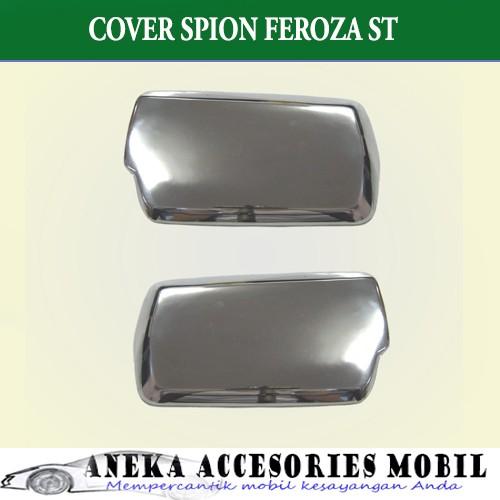 harga Cover spion/cover mirror/mirror cover daihatsu feroza stainless Tokopedia.com