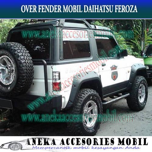 Jual Over Fender Offroad Mobil Daihatsu Feroza Model Baut L Kota
