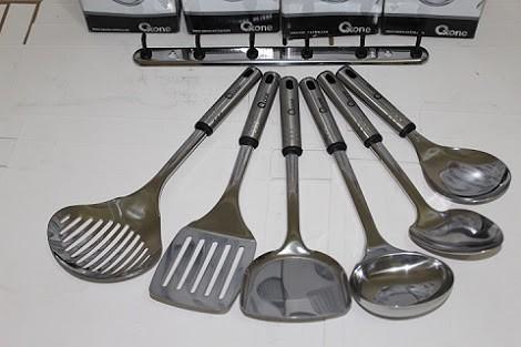 Harga spesifikasi oxone kitchen tools stainless steel for Jual kitchen set stainless steel