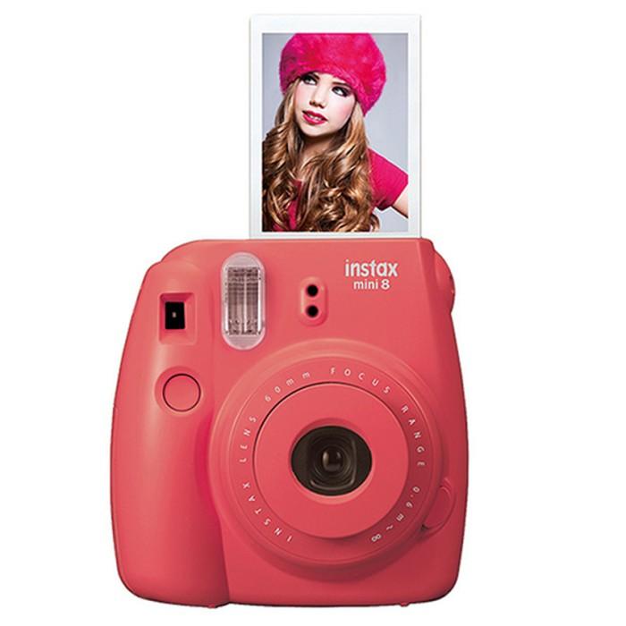 harga Fujifilm instax mini 8s - raspberry Tokopedia.com