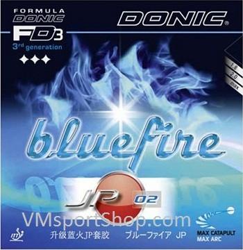 harga Donic bluefire jp 02 > karet / rubber bet / bat pingpong / tenis meja Tokopedia.com