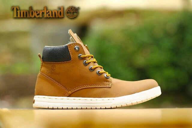 Jual Sepatu Casual Pria Timberland - sepshopbandung  8533c64f30